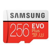 Original Samsung 256gb Memory Card micro sd EVO Plus U3 Class 10 SDXC High Performance TF Card microsd 32GB card free for gift