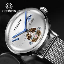 OCHSTIN Mens Watches Fashion Men Wristwatch Male Mechanical Sport Skeleton Automatic Self-wind Waterproof Reloj Hombre
