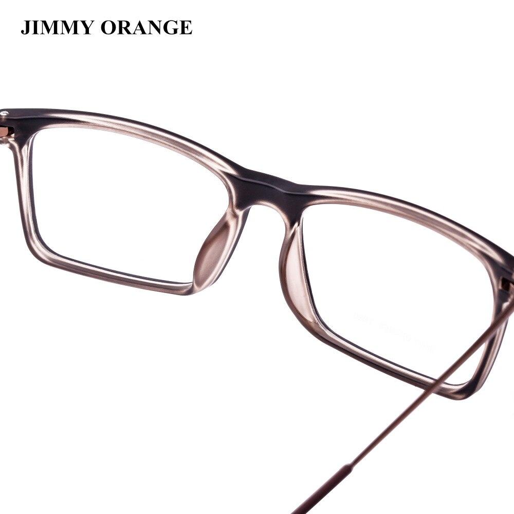 JIMMY LARANJA TR90 Retângulo Moda Jogos de Computador Óculos De Armação  Fina Flexível Óculos de Armação Mulheres Homens Óculos Retrô JO304 em  Armações de ... 6025e71bd2