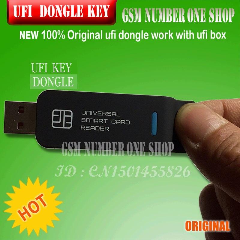 2019 new 100 originl UFI DONGLE Ufi Dongle ufi dongle key work with ufi box