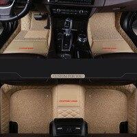 Car Believe car floor mats For tucson 2019 elantra 2012 sonata 2011 veloster santa fe accent 2012 solaris accessories carpet rug