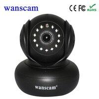 Wanscam hw0021 casa wifi ip câmera de vigilância de segurança sem fio da câmera pan/tilt suporte 128g tf cartão livre grátis