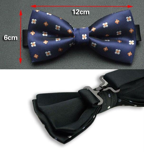 New tuxedo bow tie
