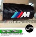 2pcs/ lot ///M Auto Neck Headrest Car cushion For BMW 320 325 330 520 523 525 530 550 630 645 650 728 730 740 745 750 760