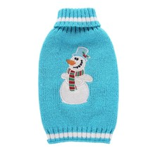Christmas Dog Sweater Winter Puppy Clothing Warm Xmas Reindeer Dog Clothes For Small Medium Pet Dogs roupas para cachorro SG131