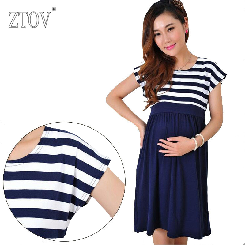 Aliexpress.com : Buy ZTOV New Women Long Dresses Maternity ...