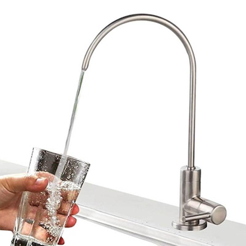 Robinet d'épurateur d'eau potable de bassin d'évier de barre de cuisine système de Filtration d'eau potable robinet Commercial de Filtration d'eau