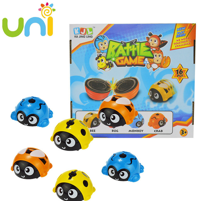 2015 new arrival baby children classic toys inception mini spinning tops beebugmonkey - Top Toys 2015 Christmas