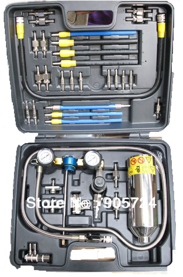 2014 Fuel Injector cleaner tool fuel injector tester fuel injector repair kit free shipping