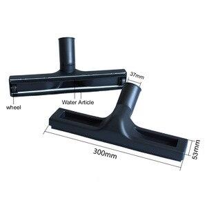 """Image 4 - שואב אבק תעשייתי מגב/מברשת מים, עם גלגל, סופג מברשת, קוטר פנימי 37 מ""""מ, ואקום חלקים נקיים"""