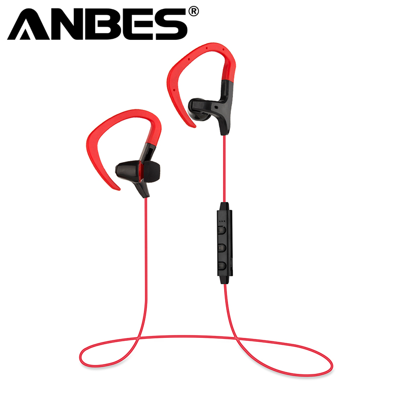 Bluetooth Headset 4.0 Wireless Sport Bluetooth Earphone with Mic Noise Cancelling Headset Earbuds for Xiaomi Samsung iPhone huast v4 1 sport bluetooth earphone with mic wireless headphones bluetooth headset magnet earbuds for phone noise cancelling