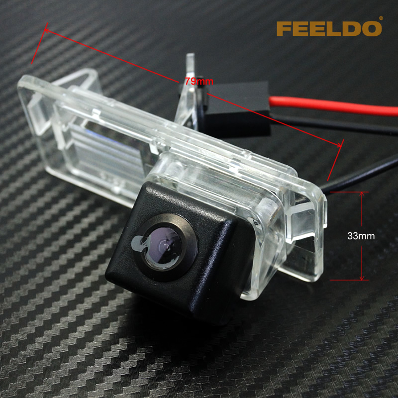 Car Backup Rear View Camera For Renault Fluence Dacia Duster Megane 3 Nissan Terrano CA4505