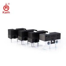 Micro interrupteur Kailh avec 1/3/5 millions de Cycles de vie mécanique 3 broches SPDT 1P2T souris de jeu micro interrupteur bouton de souris