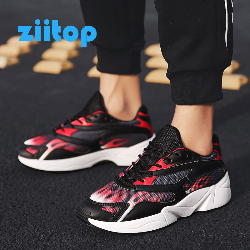 Shoes Men Breathable Running Shoes For Men Sneakers Outdoor Sport Shoes Male Professional Baskets Training Shoes Hombre Footwear