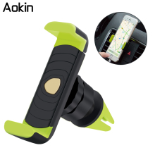 Aokin Car Phone Holder Vent Mount Phone Holder Outlet Bracket Universal Car Holder Dashboard Adjustable Mini Car Holder