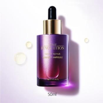 MISSHA Time Revolution Night Repair 50ml Face Skin Care Anti-wrinkle Whitening Night Cream Facial Serum Original Korea Cosmetics