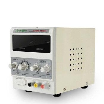 1502DD 15V 2A AC к DC Регулируемый источник питания регулируемый ток для ремонта мобильного телефона 220V тест мощности
