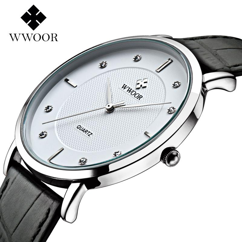 Men's watches Quartz watch men Quartz-watch dress crystal Top Brand Luxury Design vintage relogio masculino Genuine