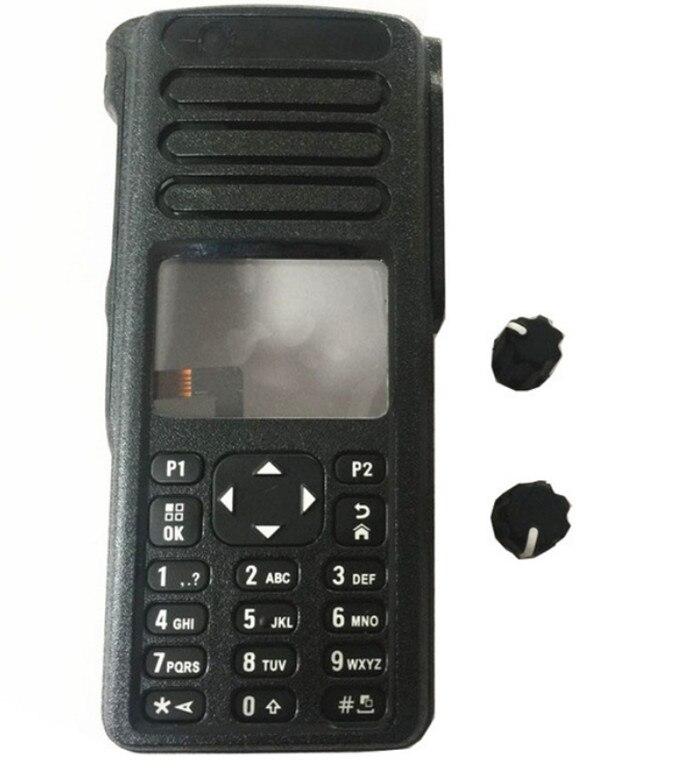 Per Motorola XIR P8668 P8660 GP338D walkie-talkie frente shellPer Motorola XIR P8668 P8660 GP338D walkie-talkie frente shell