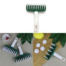 Многофункциональный роликовый резак для лапши, кухонный инструмент, резак для теста, пластиковый нож для лапши, паста, лапша быстрого приготовления