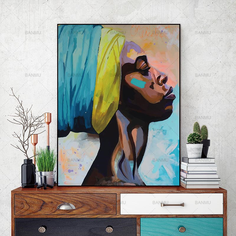HTB1b2vMX5MnBKNjSZFzq6A qVXaB canvas painting figure Picture wall art Picture portrait home decor painting abstract women picuture art poster and prints