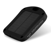 6000mAh Portable Outdoor Camping Hiking Solar Pannel Charger Power Bank Battery Bank Travel Kit