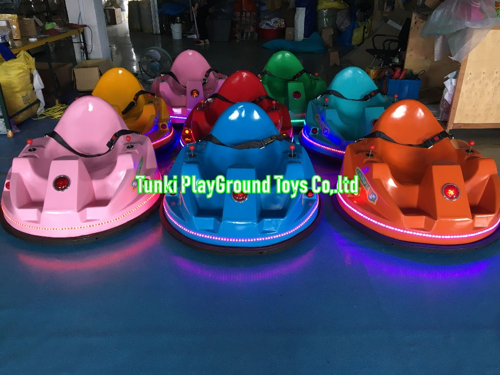 Funny Inflatable Tube Electric Bumper Car For Kid And Adult