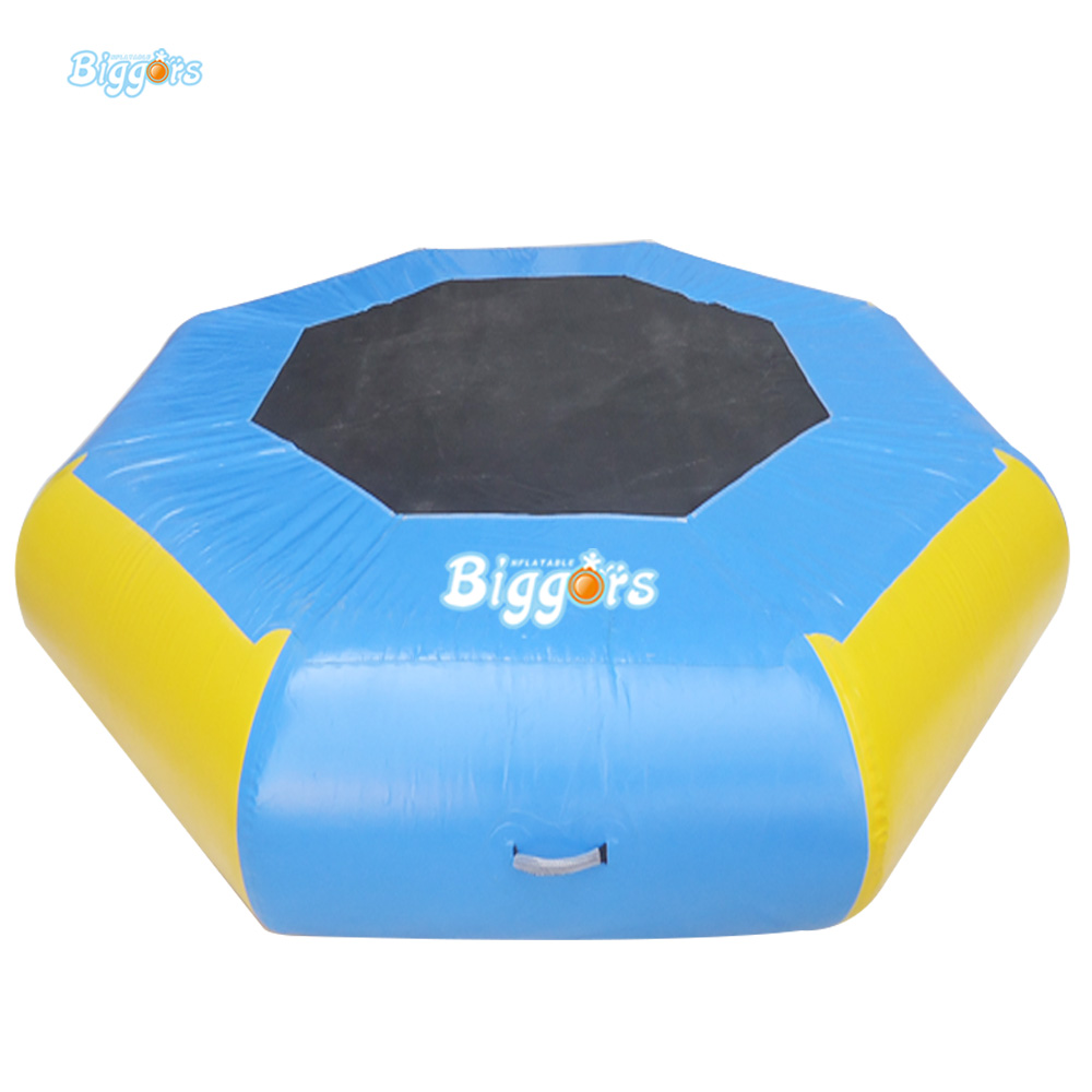 Swim Float Platform Inflatable Bouncer Water Trampoline For Water Park swim float platform inflatable bouncer water trampoline for water park