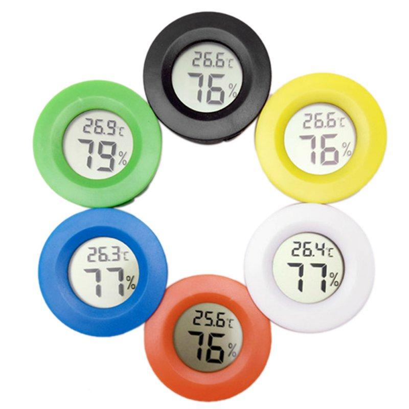 Mini LCD Digital Thermometer Hygrometer Fridge Freezer tester Temperature Humidity Meter detector Home Outdoor Handle Trip Tool