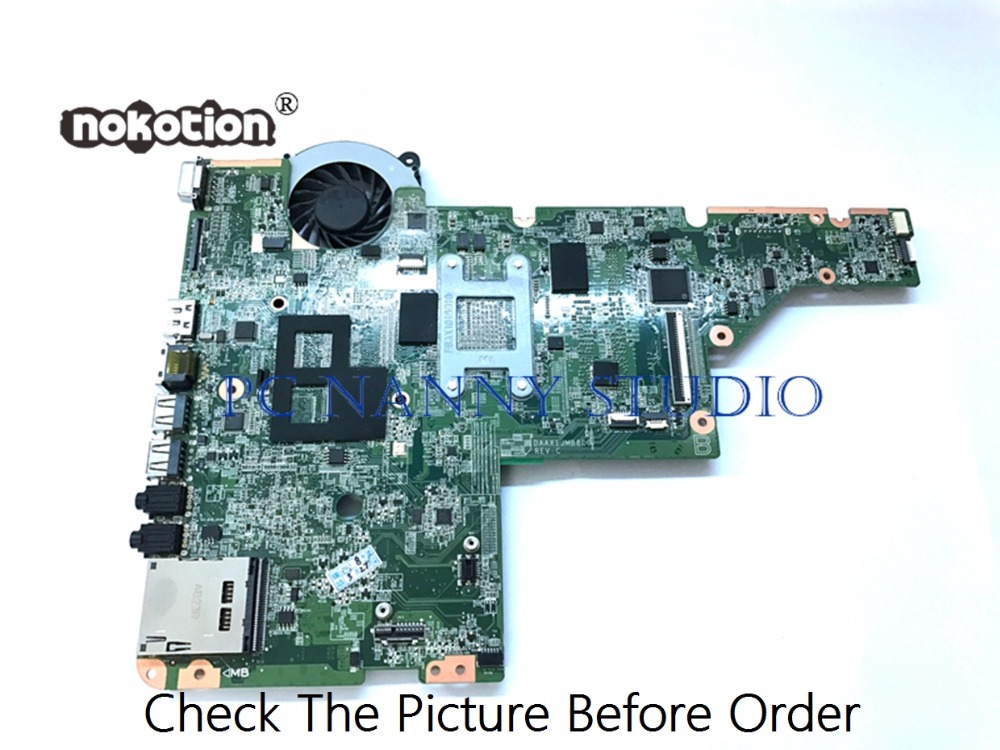Image 3 - PANANNY for HP G62 CQ62 G42 CQ42 634648 001 DAAX1JMB8C0 Series 