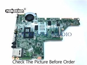 Image 3 - Pananny Cho HP G62 CQ62 G42 CQ42 634648 001 DAAX1JMB8C0 Series Bo Mạch Chủ I3 350M HM55 Có Quạt Thử Nghiệm