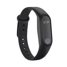 Smart Band IP67 M2 Фитнес браслет oled-часы Smart Сенсорный экран BT 4,0 Фитнес браслет трекер монитор сердечного ритма