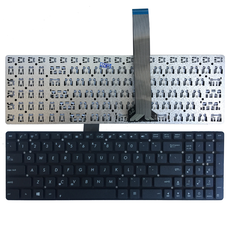 Original New US black keyboard for ASUS K751 K751L K751LA K751LAV K751LD K751LDV