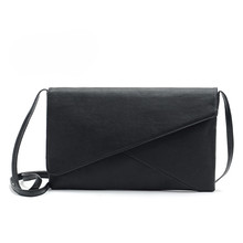New Fashion Crossbody Messenger Bag Famous Brand Women Female Leather EnvelopeTote Shoulder Bag Vintage Clutch Women Handbag