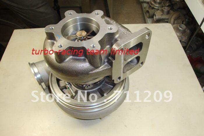 gt4294 gt42 comp a/r. 60 турбина 1,05 a/r масло 1000hp T4 6 Болт турбо зарядное устройство
