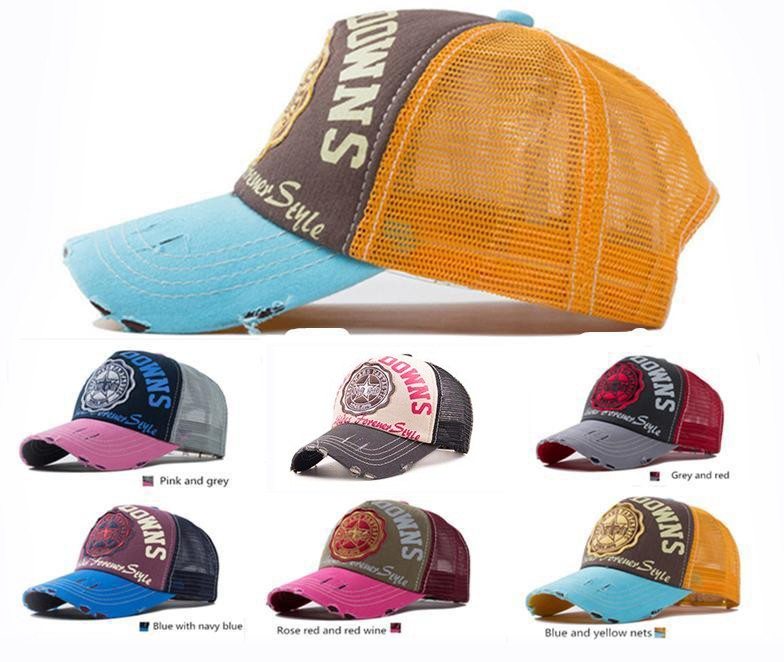 Summer Baseball Caps