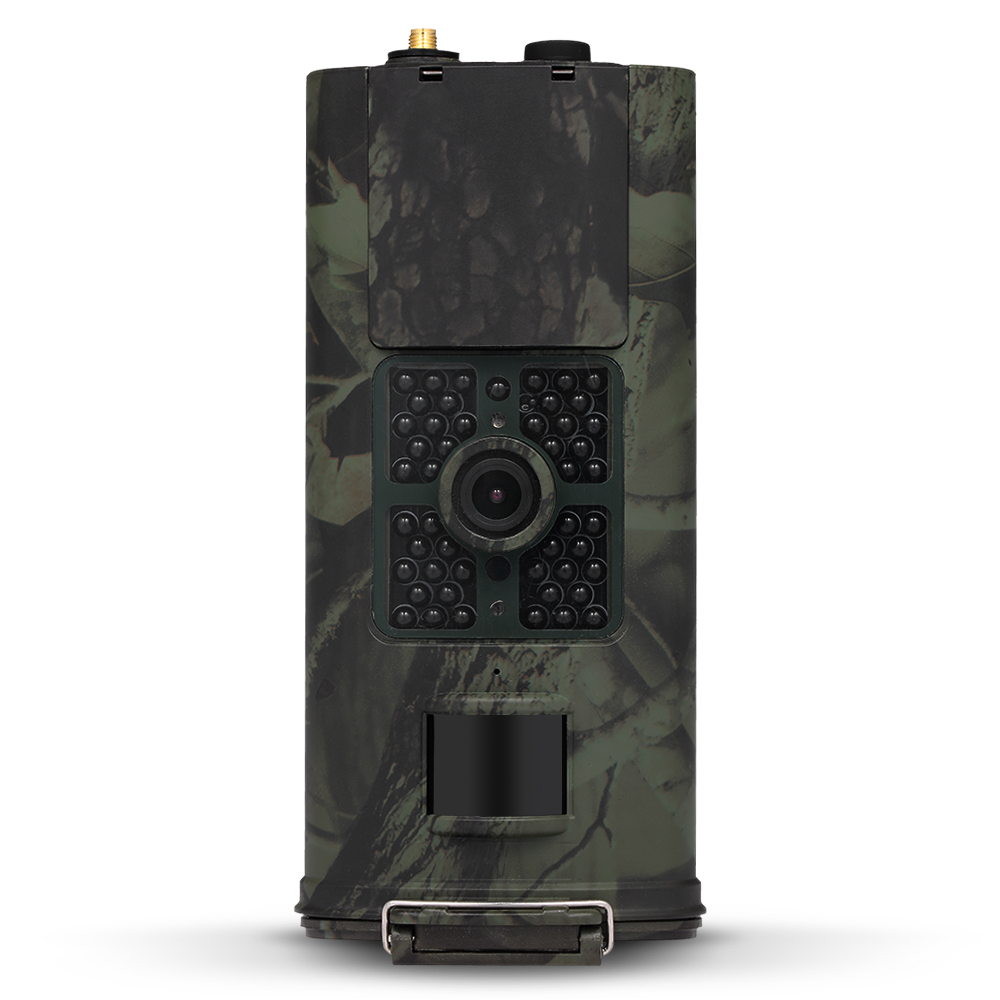 Trail Camera Hunting Game Camera 16MP 1080P 3G SMS GSM Outdoor Wildlife Scouting Camera with PIR Sensor Infrared Night Vision image