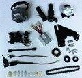 DC 24V 450W brush motor, DIY 22 - 28 electric bicycle kit , electric bicycle motor, E-bicycle kit, MY1018 brush motor
