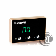 9 mode Speedy drive Car throttle controller auto LED screen sprint booster for Honda 2009-2013 Fit/Jazz CITY JADE CRIDER Elysion
