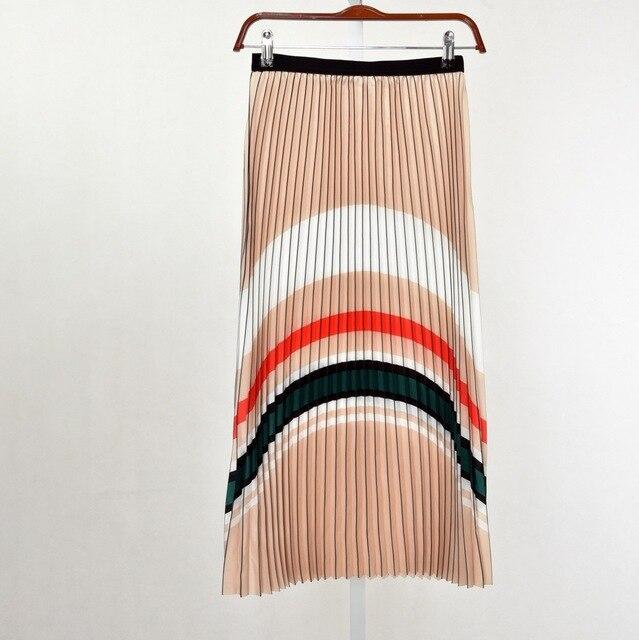Buy The new spring/summer 2021 skirt womens pleated skirt