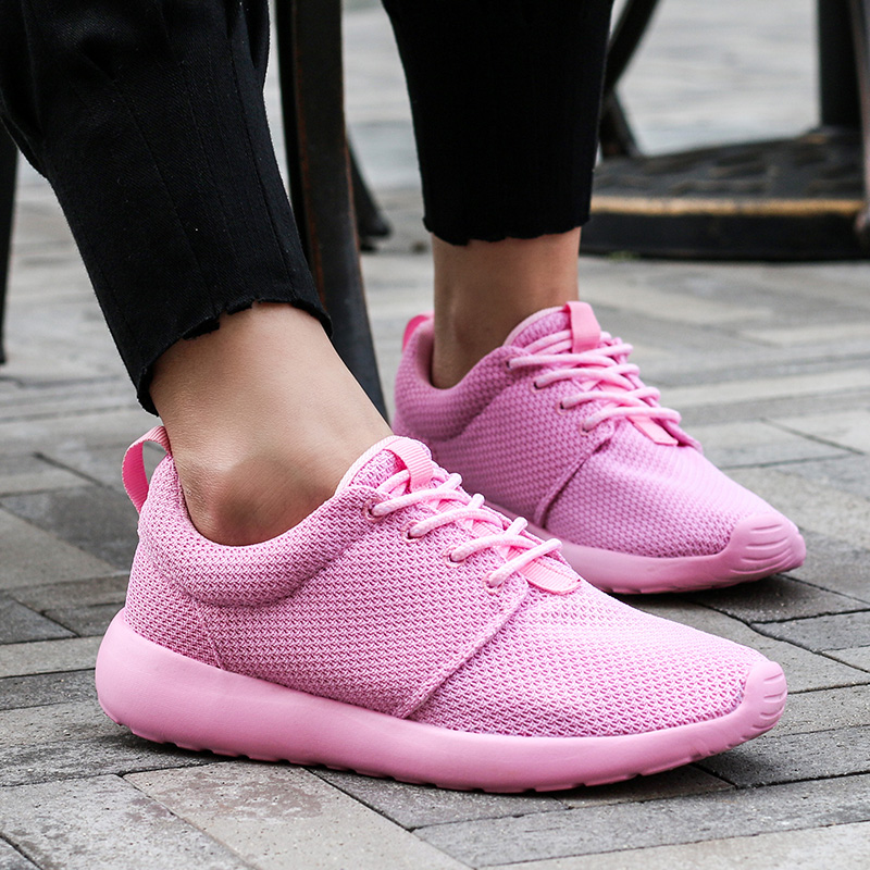 CASMAG Classic Men and Women Sneakers Outdoor Walking Lace up Breathable Mesh Super Light Jogging Sports Running Shoes 29