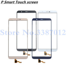 5.65'' Replacement High Quality For Huawei P Smart Touch Screen Digitizer Sensor Outer Glass Lens Panel(China)