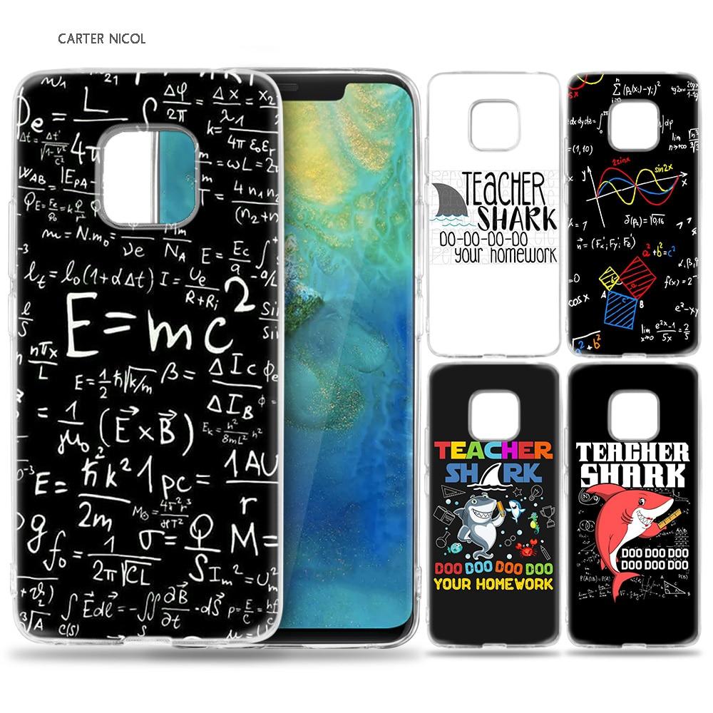 Case For Huawei Mate 10 20 Pro P10 P20 P30 Honor 10 8x 8c 8a Lite P Smart Y6 Y7 2018 2019 V20 Teacher Artist Chemist Doctor Judg Cellphones & Telecommunications