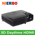 Newest 3D Projector 7500 Lumens HD Beamer Proyector Proektor Home Theater Portable Projectors HDMI USB AV SD
