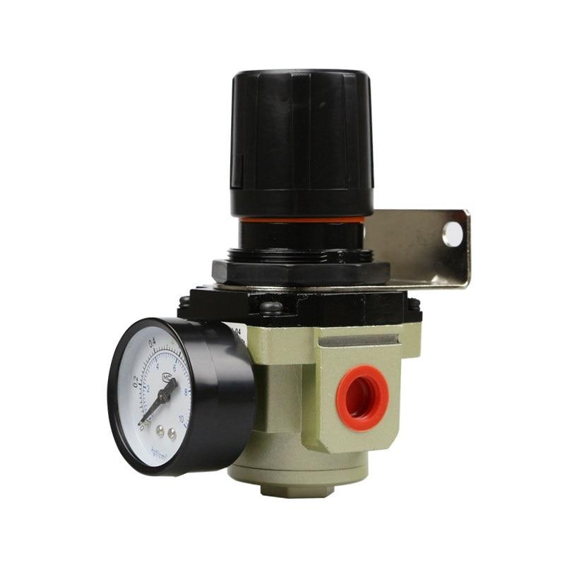 AR4000 06 G3/4'' SMC Type Pneumatic mini air pressure regulator air treatment units