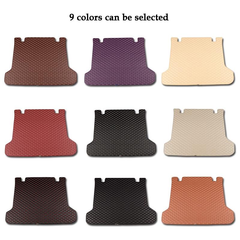 estera de maletero personalizada para Mazda CX5 Todos los modelos - Accesorios de interior de coche - foto 6