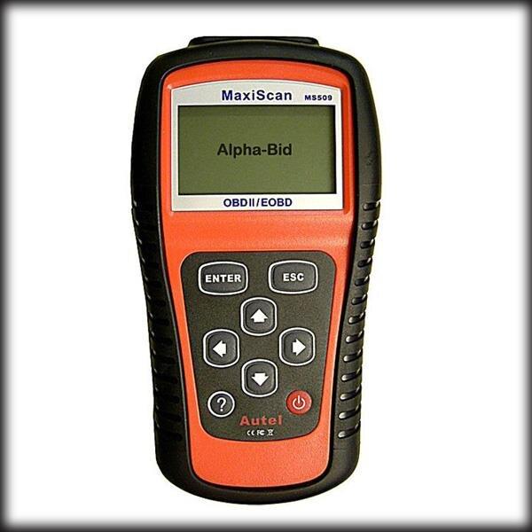 DHL или FedEx 10 шт. OBD2 Авто диагностический инструмент считыватель кодов поддерживает CAN OBD 2 двигателя сброс сканер MS509