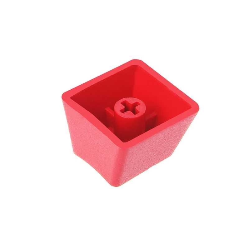 Keyboard Mekanik Tebal PBT Merah ESC Tombol R4 Cherry MX Switch OEM Tinggi