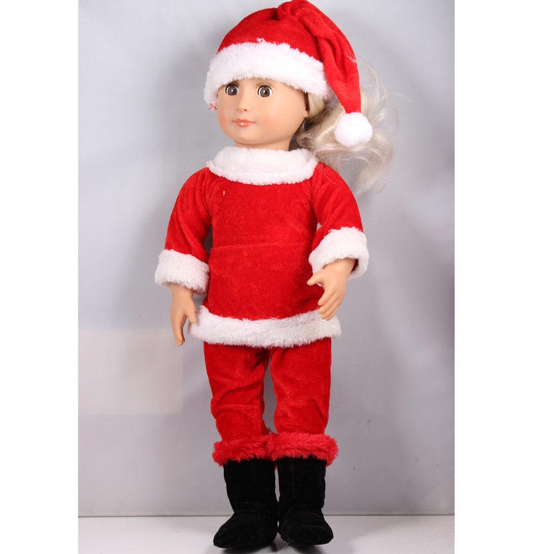 45cm American Girl Doll Clothes Boots New Christmas Baby Born Doll Accessories Children Best Chrismas Gift