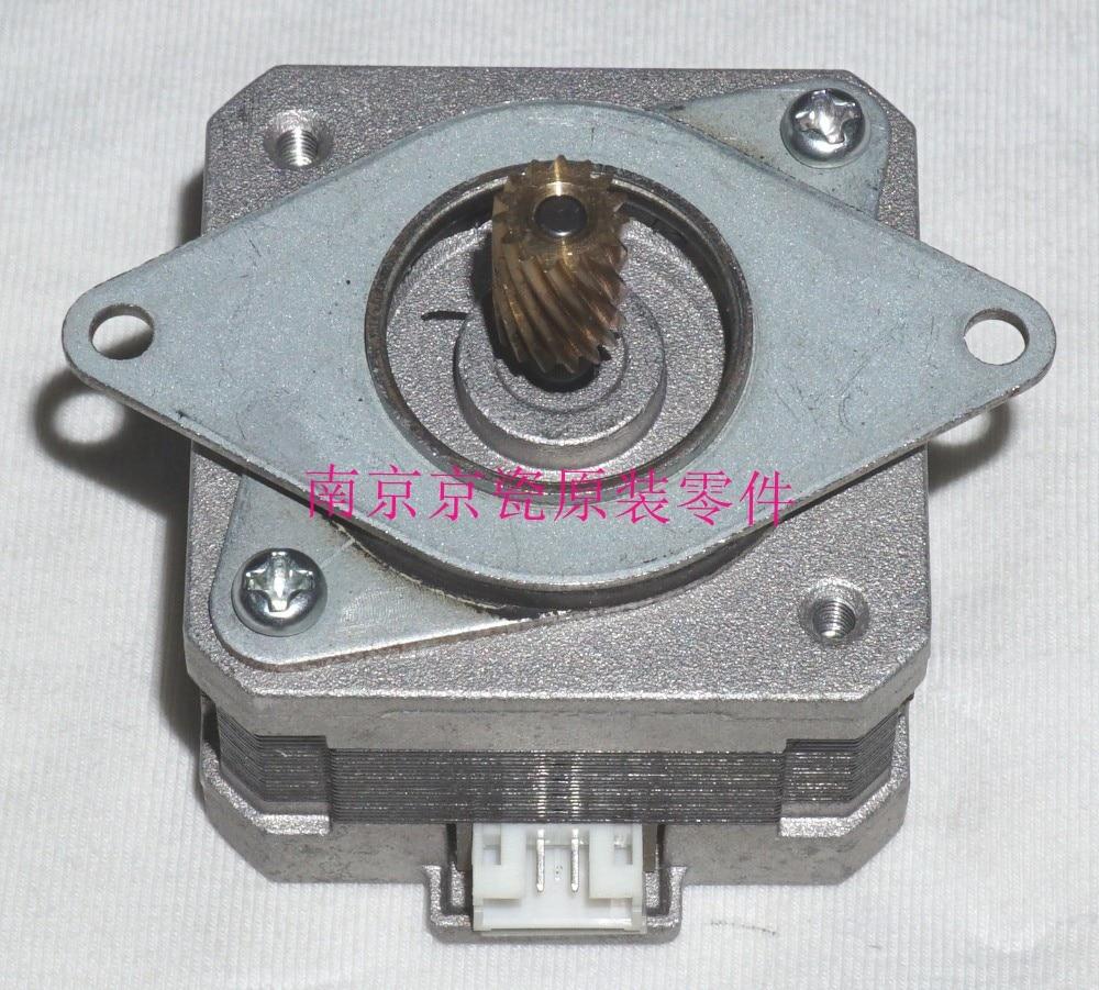 New Original Kyocera 302HN44050 MOTOR DRUM for:FS-C5100DN C5200DN C5300DN C5350DN new original kyocera 302hn31080 gear z74r z35l for fs c5100dn c5200dn c5300dn c5350dn